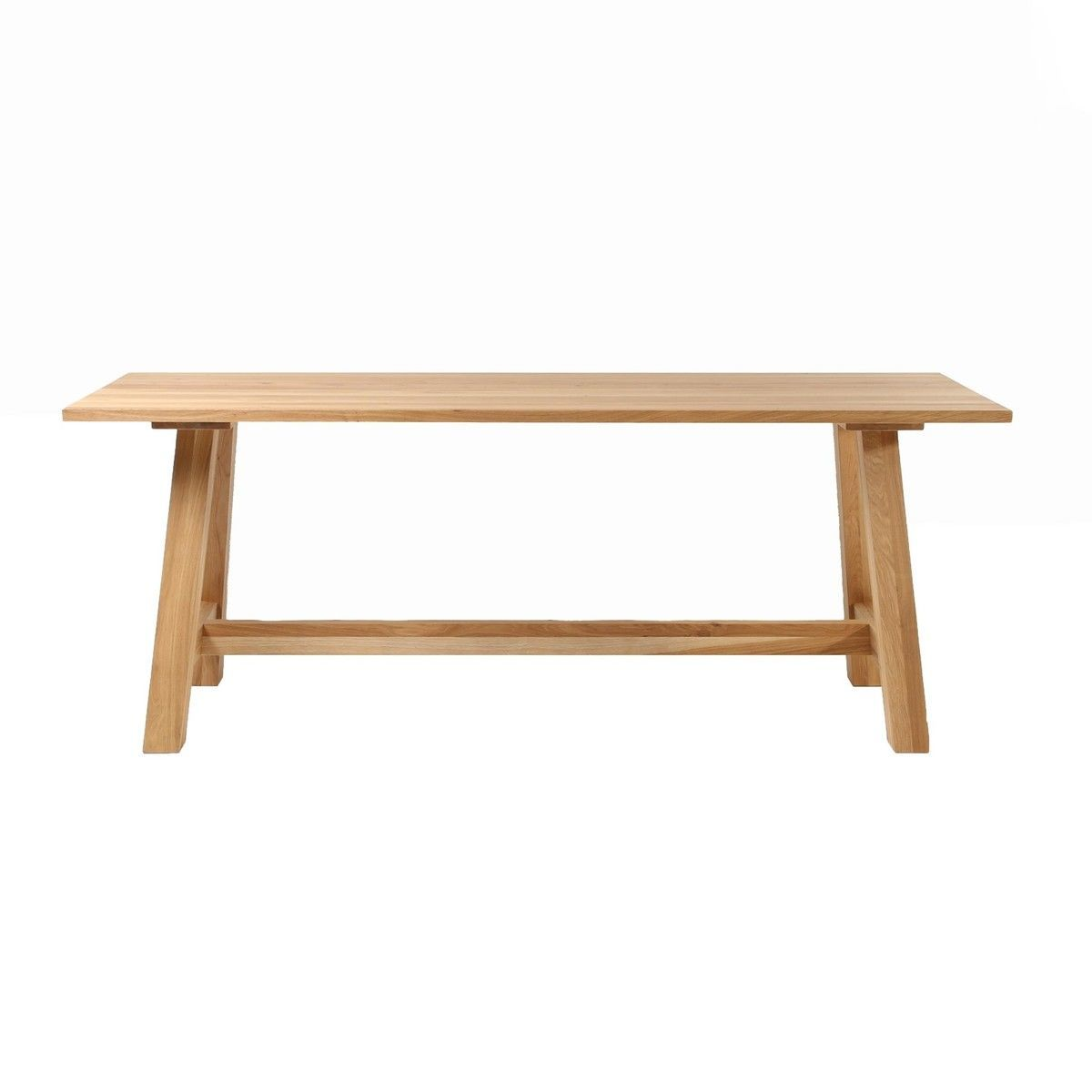 Museo Solid Wood Dining Table Kitchen Table Adwood