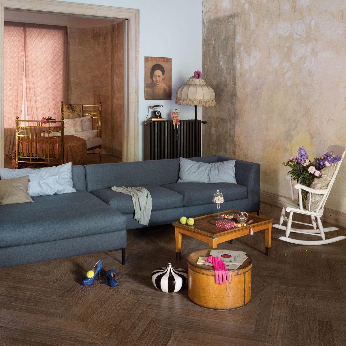 freistil 165 canap d 39 angle freistil rolf benz. Black Bedroom Furniture Sets. Home Design Ideas