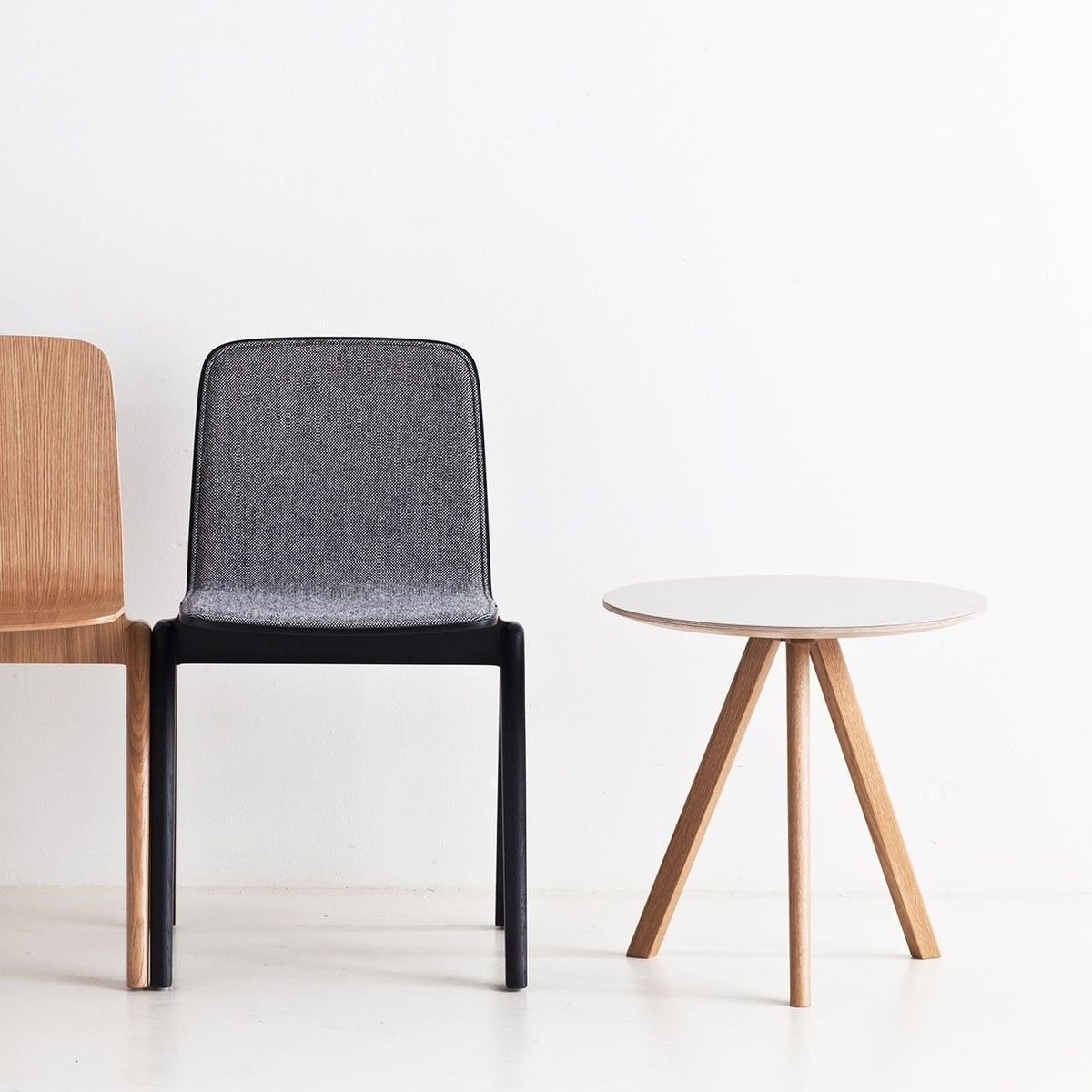 copenhague cph20 tisch 90cm hay. Black Bedroom Furniture Sets. Home Design Ideas