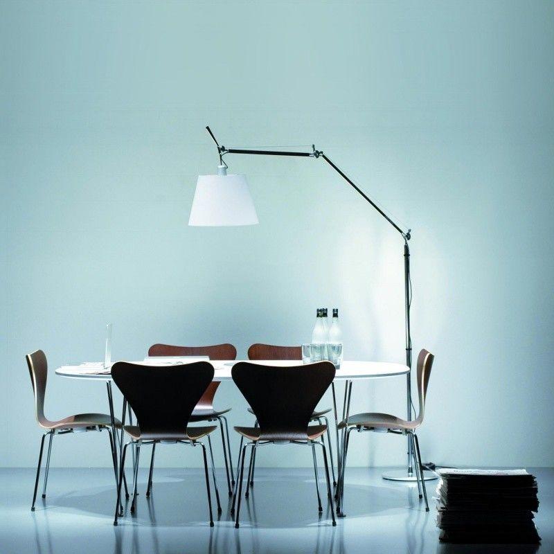 Tolomeo Mega Terra Dimmer Floor Lamp Artemide