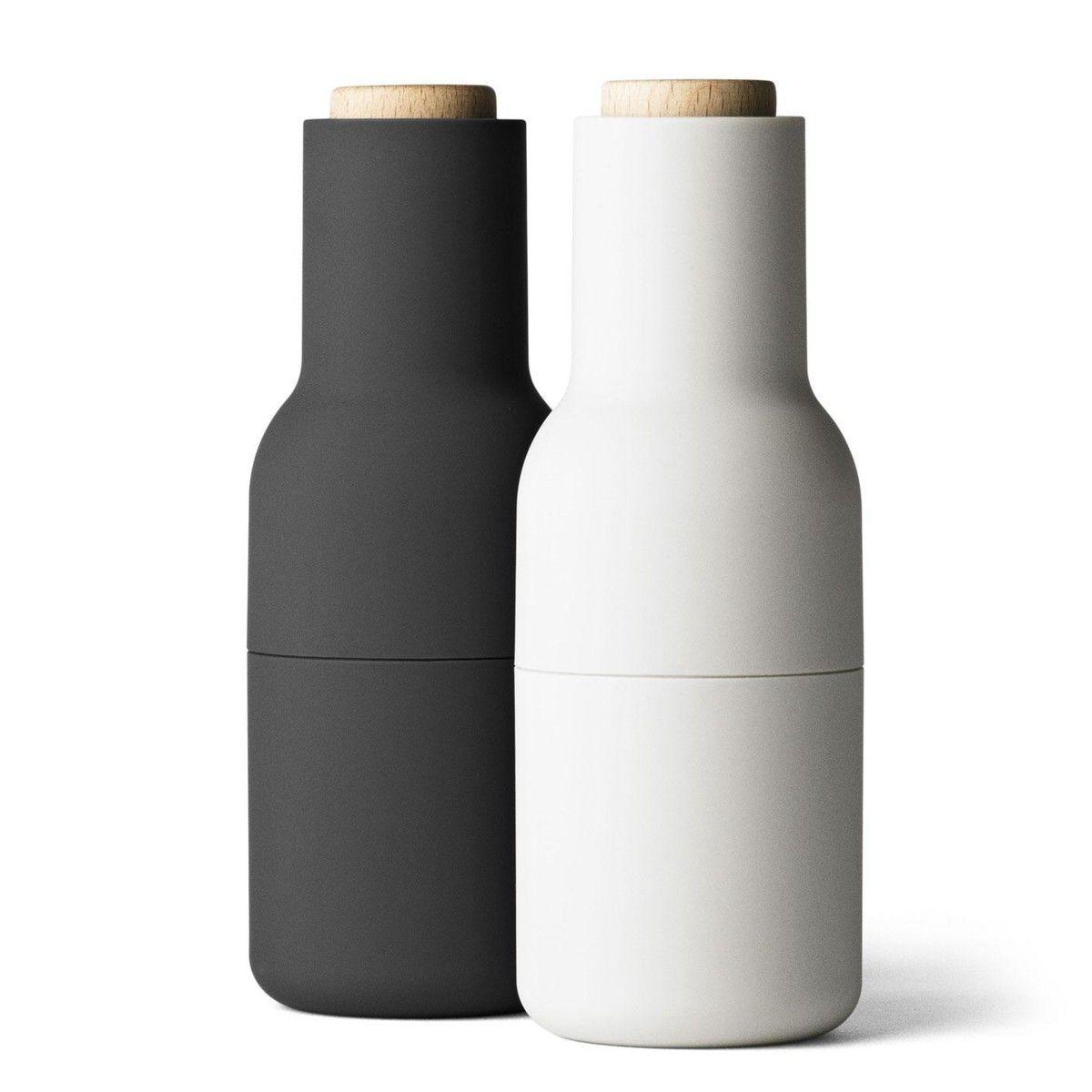 bottle grinder salt mill pepper mill menu. Black Bedroom Furniture Sets. Home Design Ideas