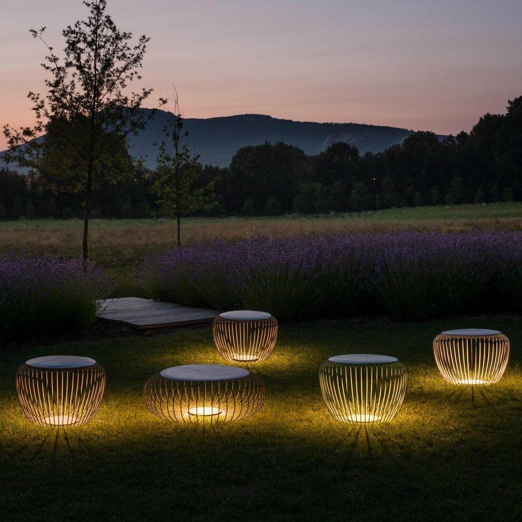 meridiano outdoor bodenleuchte vibia. Black Bedroom Furniture Sets. Home Design Ideas