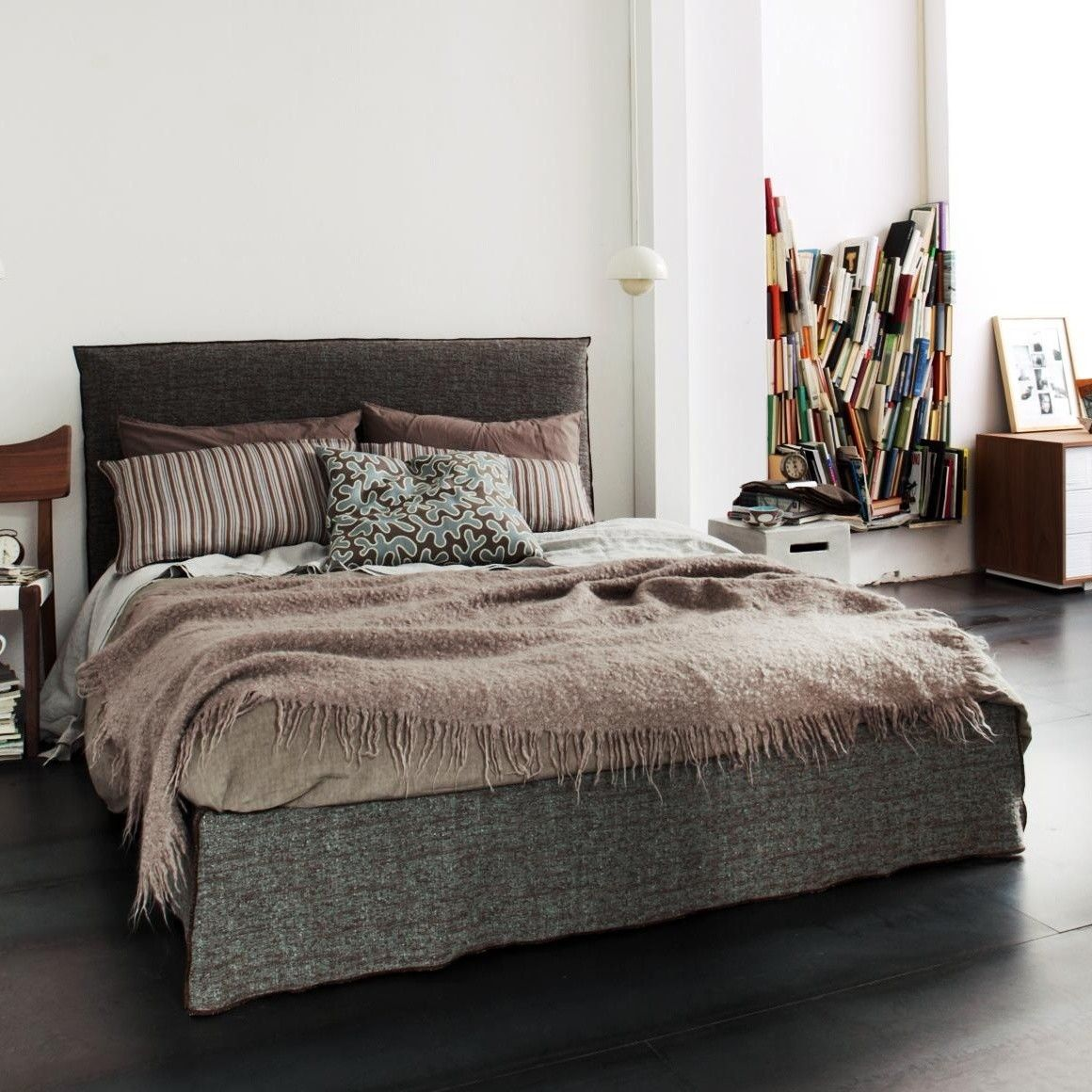 Ghost 80.E Double Bed