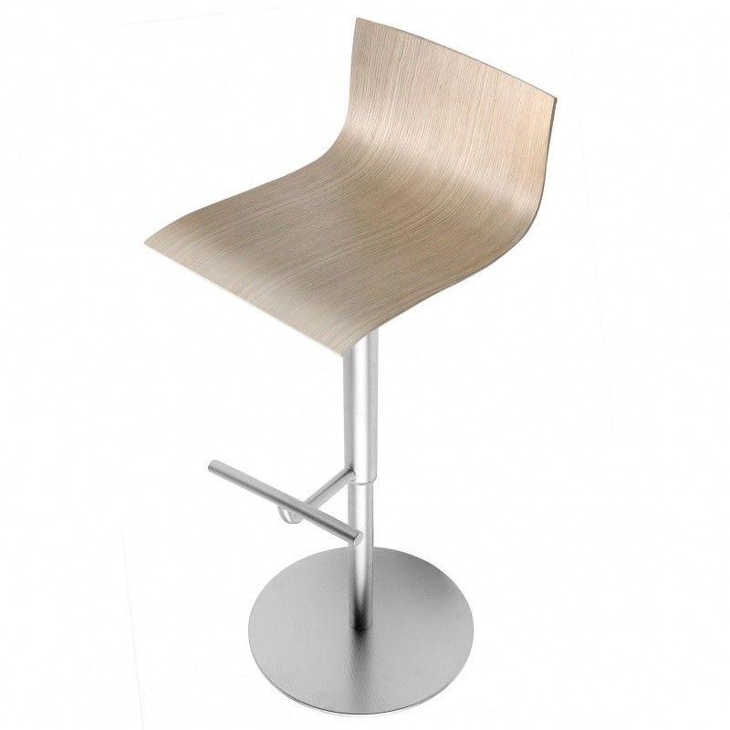 thin barhocker h henverstellbar la palma. Black Bedroom Furniture Sets. Home Design Ideas
