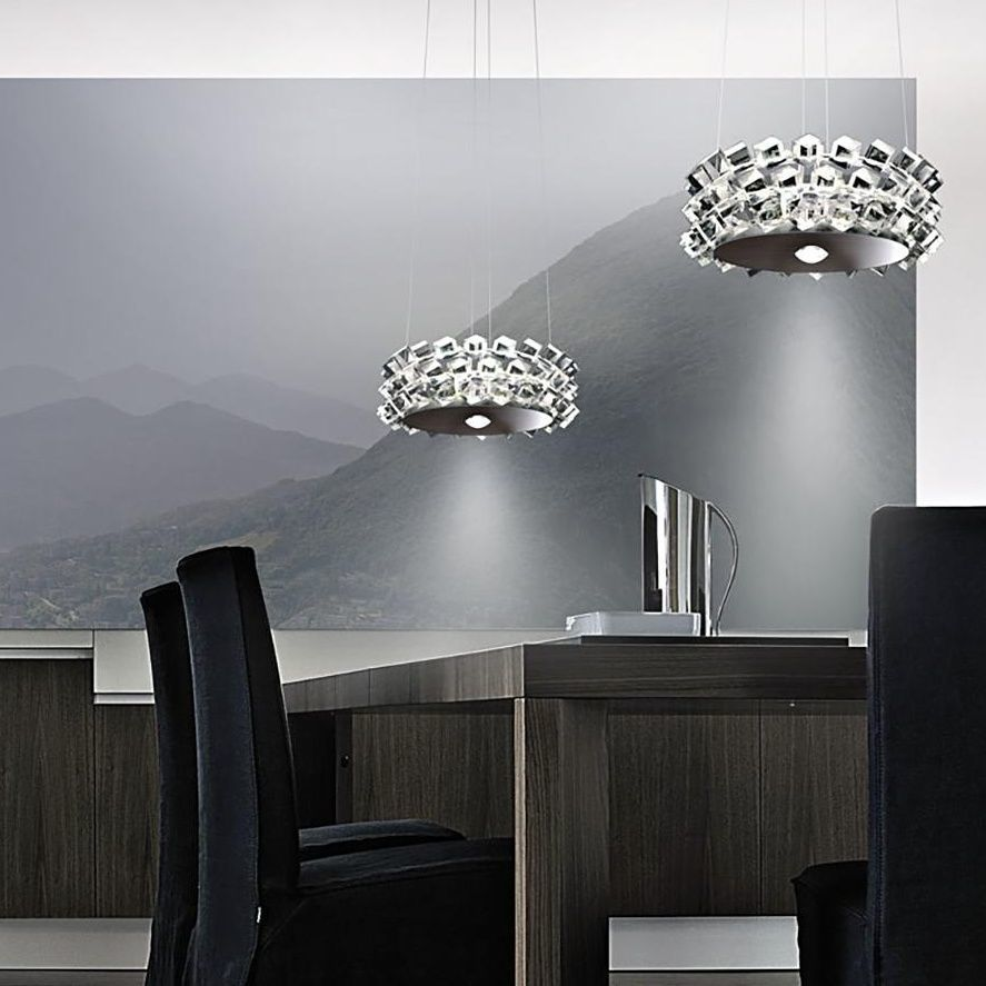 collier tre led pendelleuchte cini nils. Black Bedroom Furniture Sets. Home Design Ideas