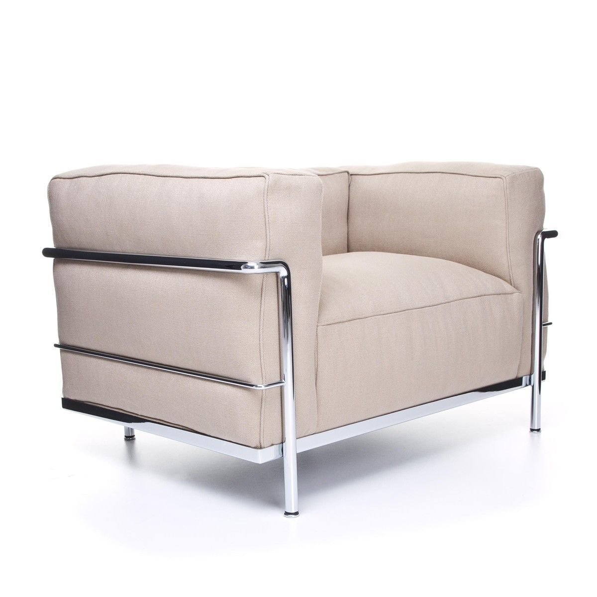 le corbusier lc3 fauteuil cassina cassina ambientedirect