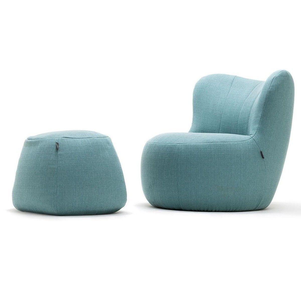 freistil 173 pouf freistil rolf benz. Black Bedroom Furniture Sets. Home Design Ideas