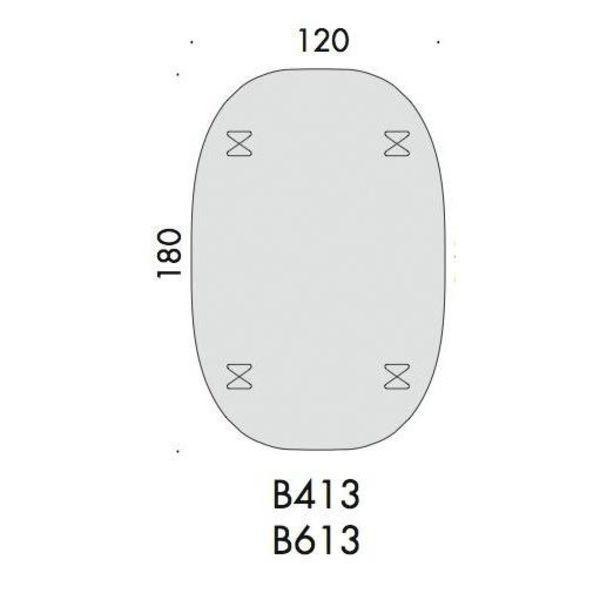 b613 superelliptic table 180cm fritz hansen. Black Bedroom Furniture Sets. Home Design Ideas