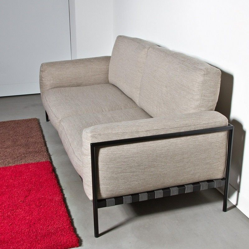 parco outdoor 2 sitzer sofa zanotta. Black Bedroom Furniture Sets. Home Design Ideas