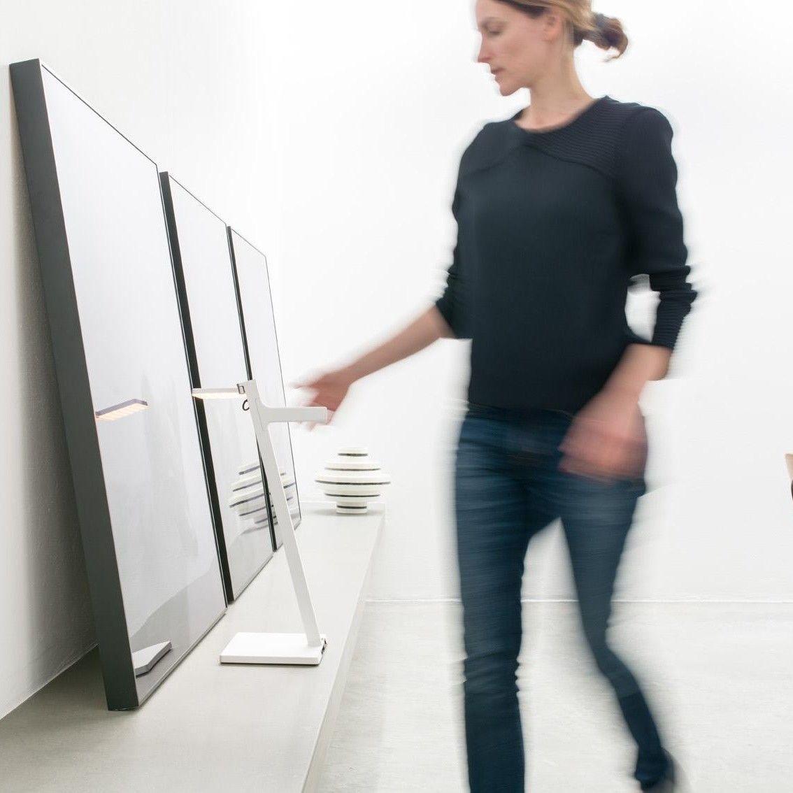 roxxane leggera cl 52 led tafellamp nimbus. Black Bedroom Furniture Sets. Home Design Ideas