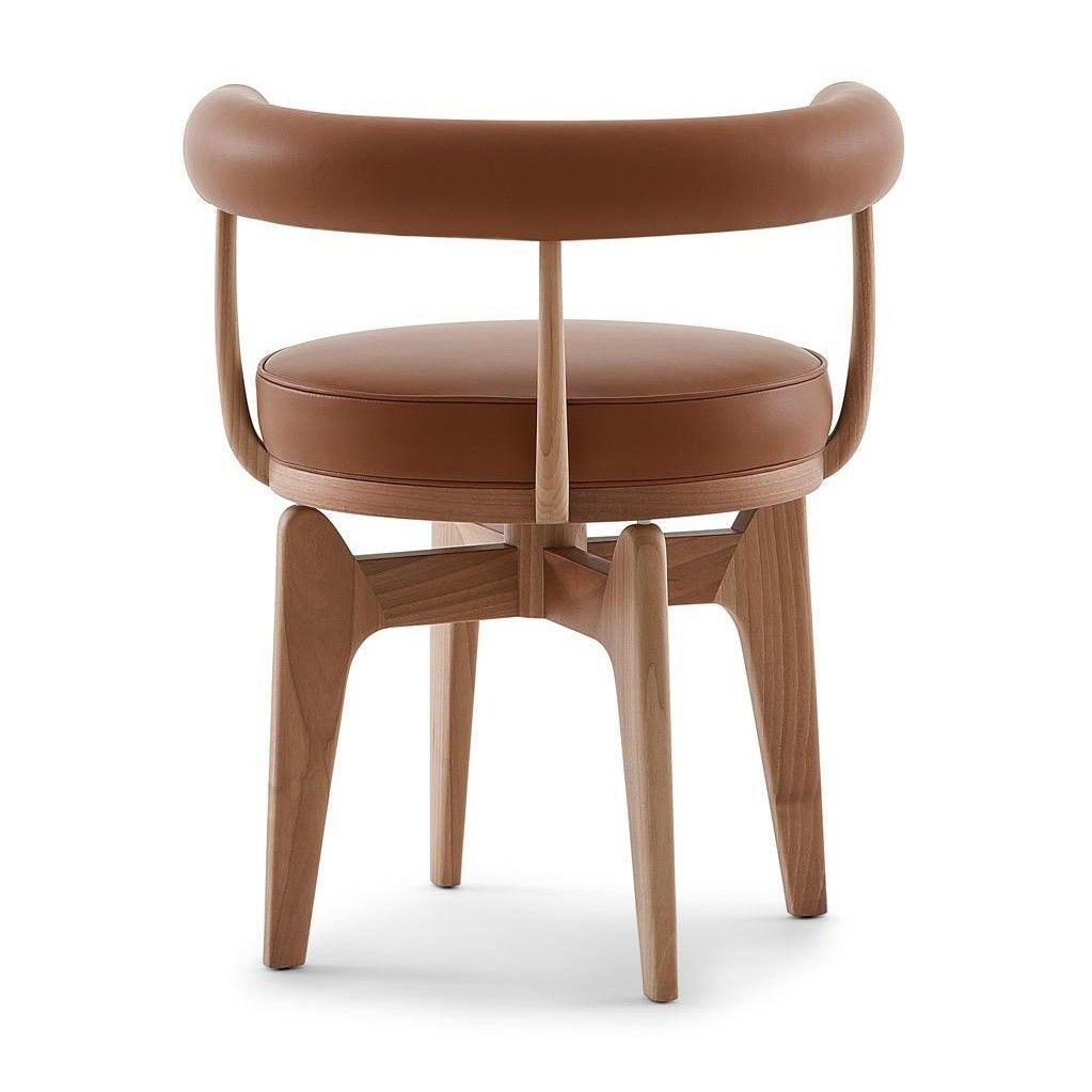 indochine fauteuil pivotant cassina. Black Bedroom Furniture Sets. Home Design Ideas