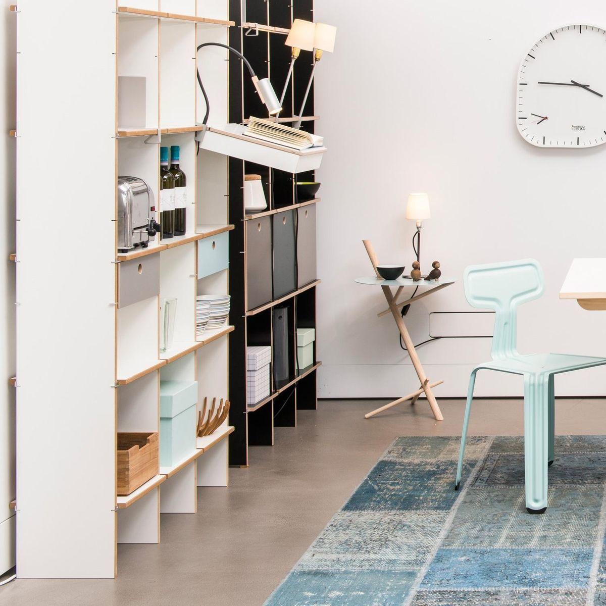 moormann fnp regal system 105x223cm moormann. Black Bedroom Furniture Sets. Home Design Ideas