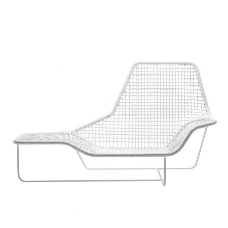 chaise longue cassina designer charlotte perriand