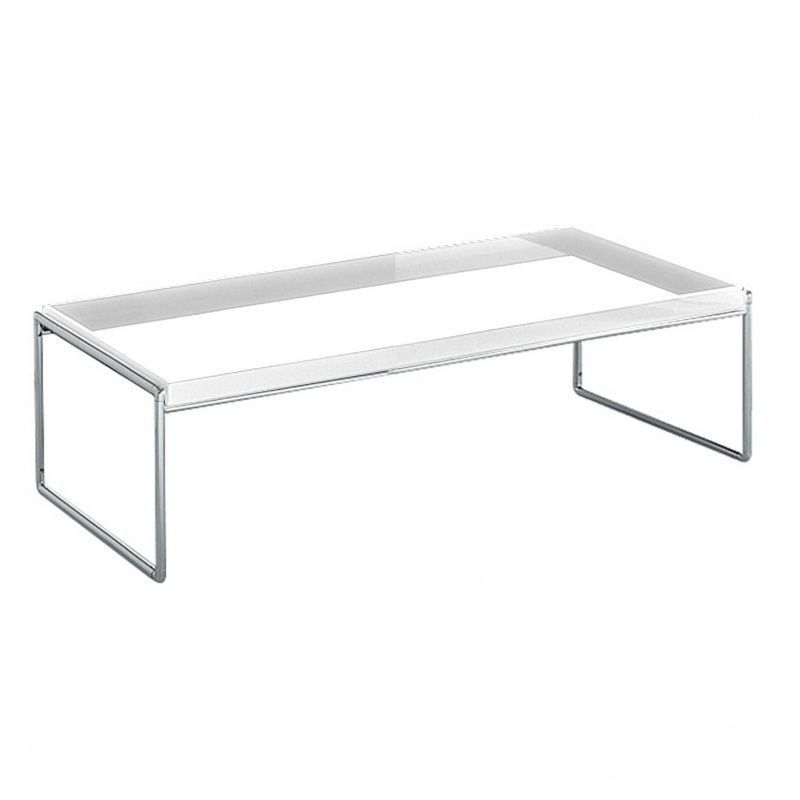 Trays table basse kartell for Table basse kartell