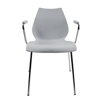 Maui chair with armrest kartell for Chaise candie life