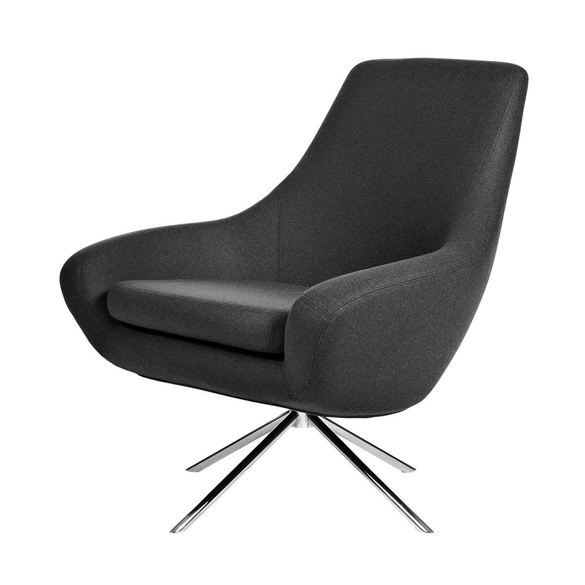 Noomi Lounge Chair | Softline | AmbienteDirect.com