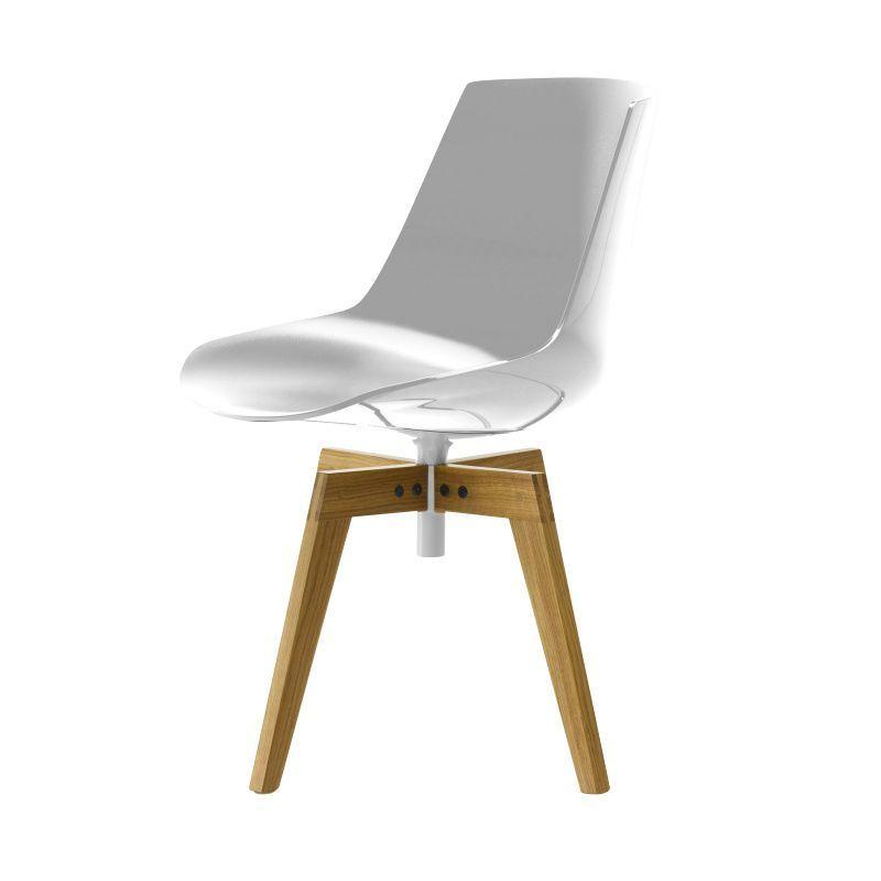 flow stuhl f e in eiche mdf italia st hle sitzm bel. Black Bedroom Furniture Sets. Home Design Ideas