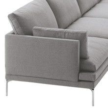 Zanotta - William 3-Sitzer Sofa 226x87x90cm