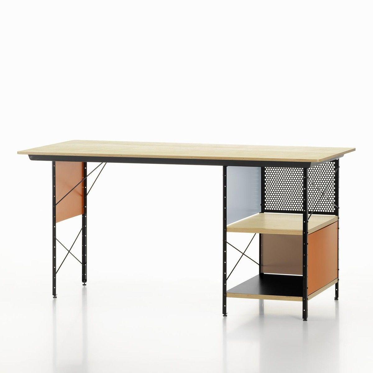 eames desk unit edu schreibtisch vitra. Black Bedroom Furniture Sets. Home Design Ideas
