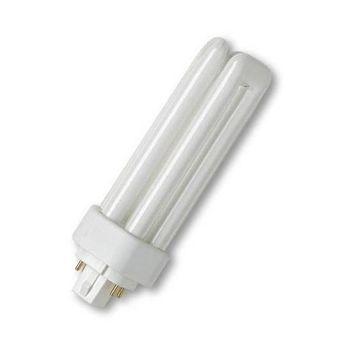 QualityLight - FLUO GX24q-1 Kompakt 830 13W - opal/Kunststoff/Energieeffizienzklasse b/Gewichteter Energieverbrauch 18 kW/1000 h