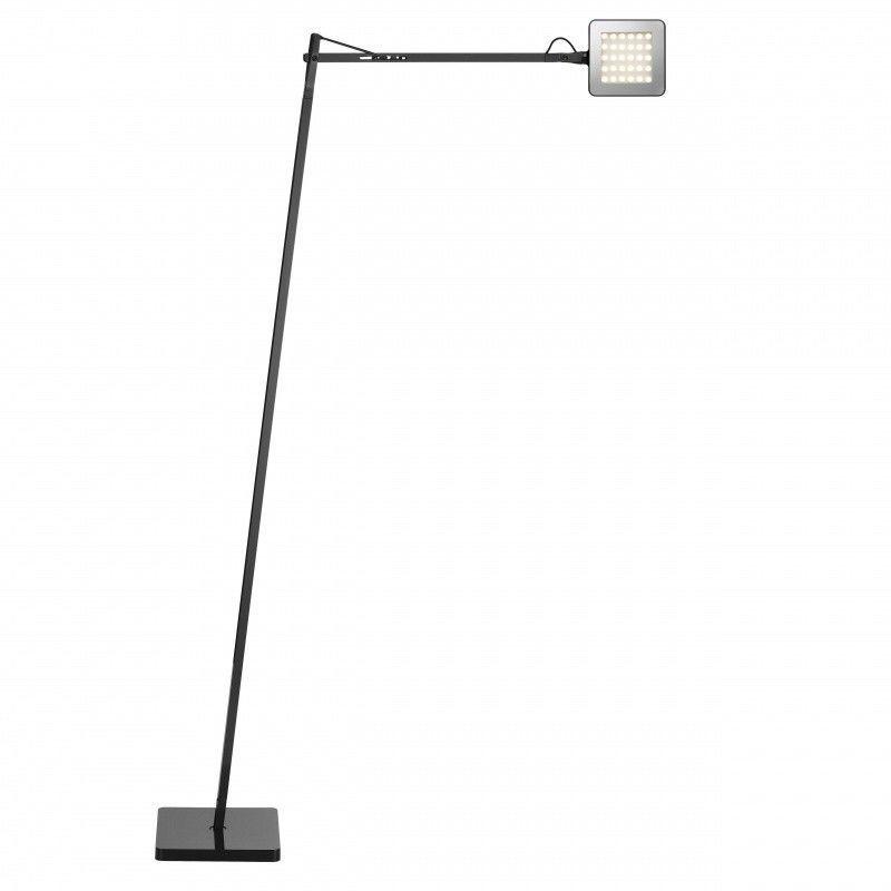 kelvin led f floor lamp flos. Black Bedroom Furniture Sets. Home Design Ideas