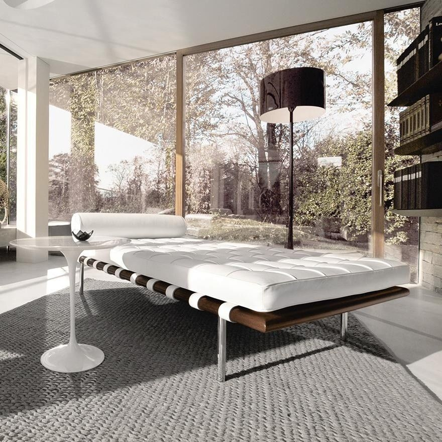 Mies Van Der Rohe Daybed For Living Room