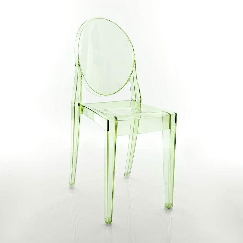 Victoria Ghost Chair Kartell