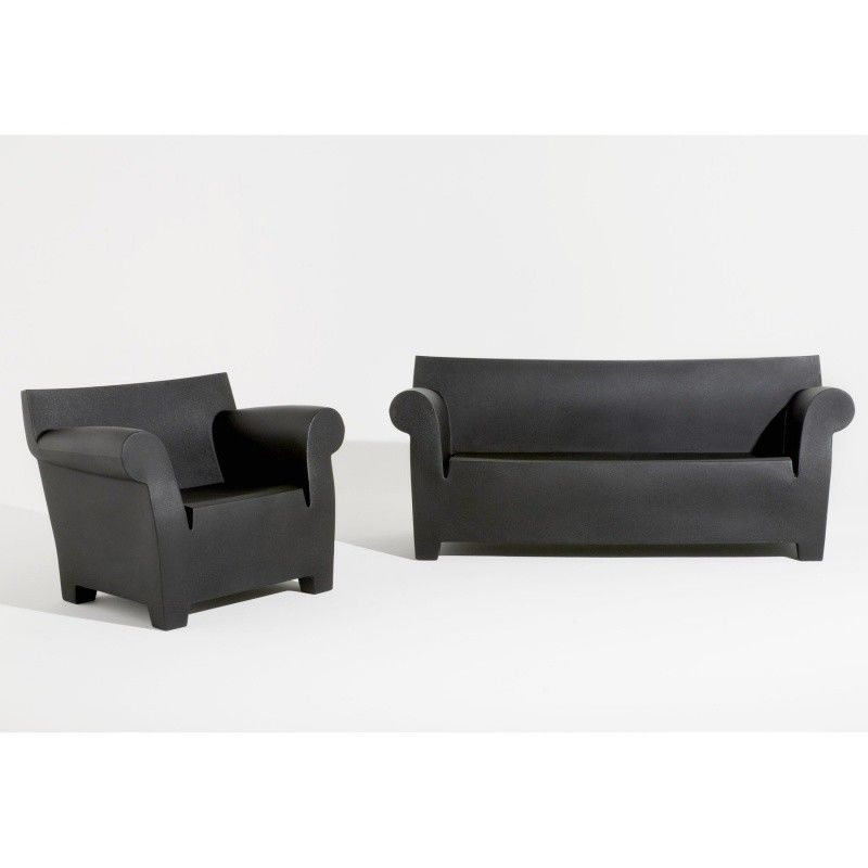 bubble club sofa zweisitzer kartell. Black Bedroom Furniture Sets. Home Design Ideas