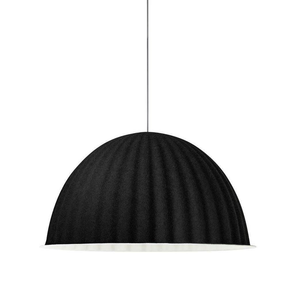 Under the bell suspension lamp muuto for Suspension a 3 lampes