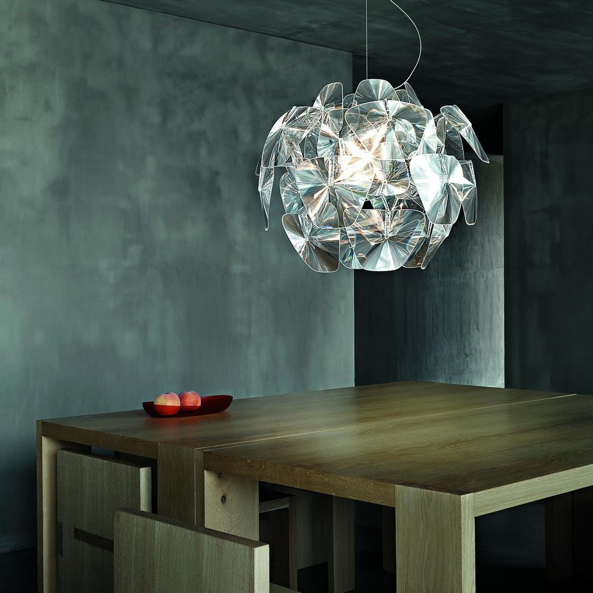 Hope suspension lamp luceplan for Lustre 3 suspensions