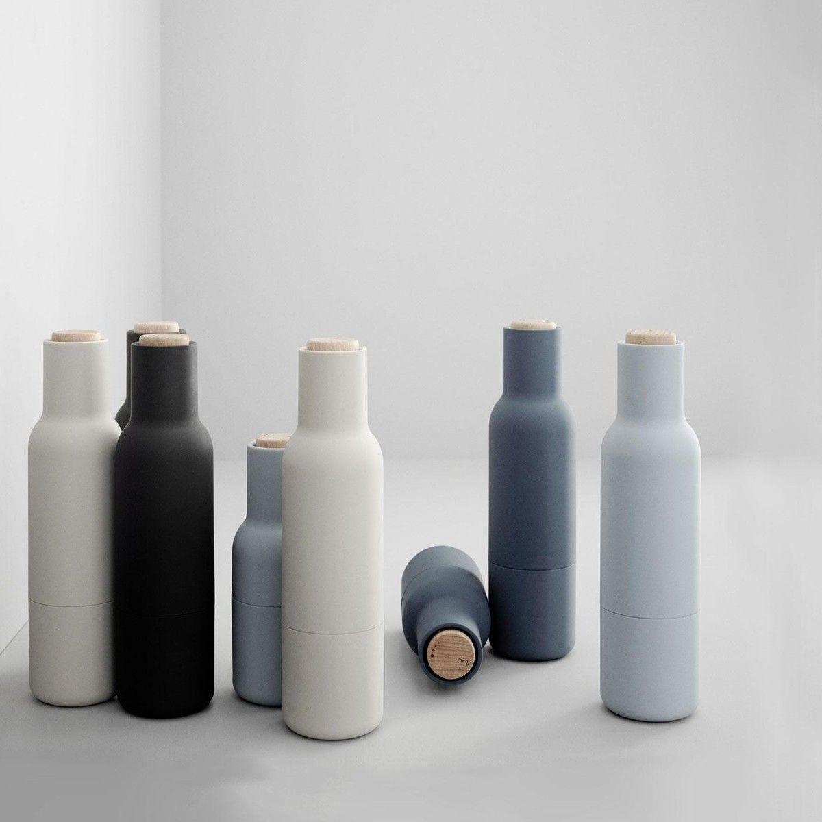 Bottle grinder salt mill pepper mill menu for Magis bottle