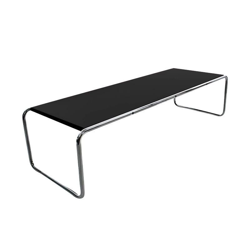 Laccio coffe table rectangular knoll international Laccio coffee table