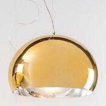 Kartell - FL/Y Metallic - Lámpara de suspensión