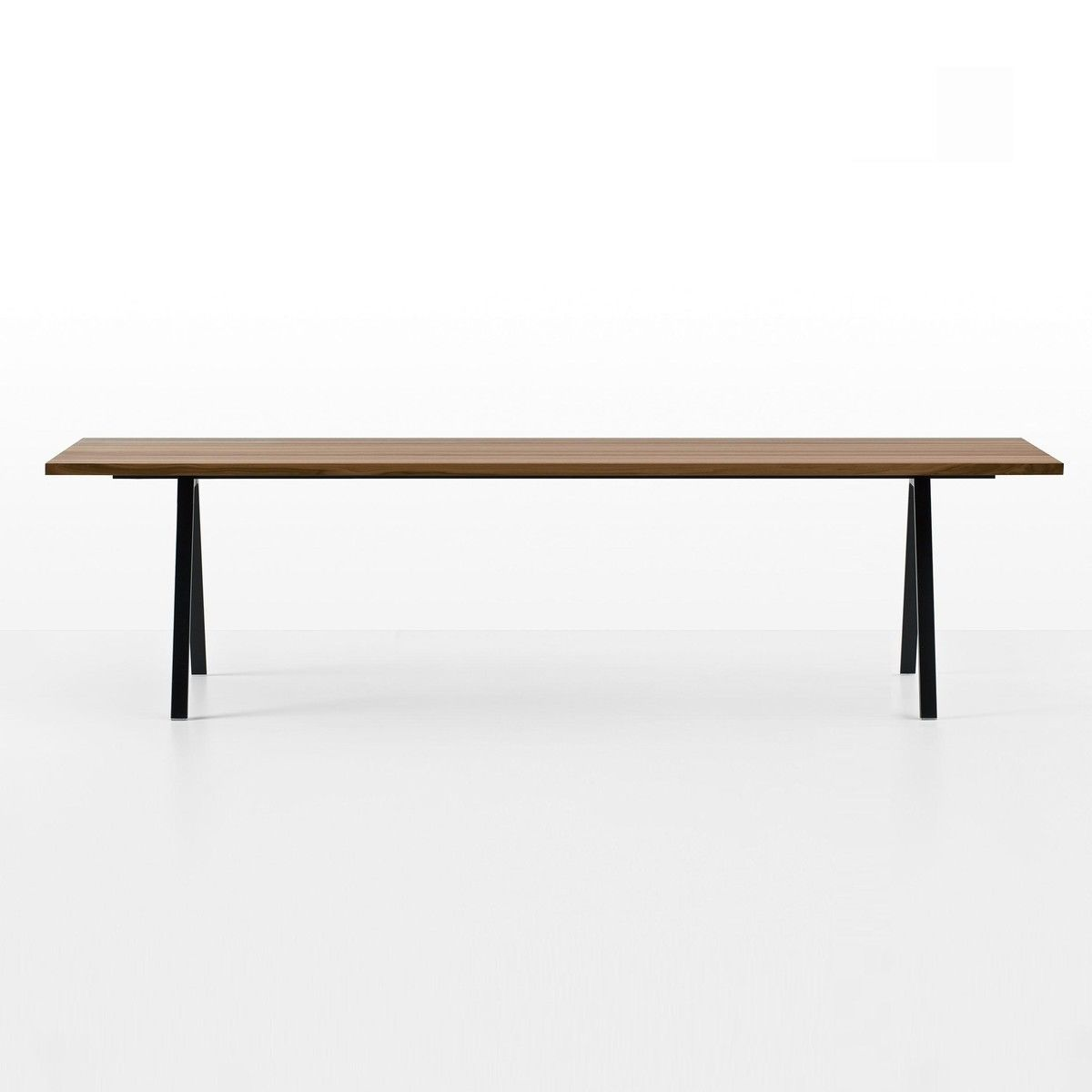Neat wood table kristalia for Table kristalia