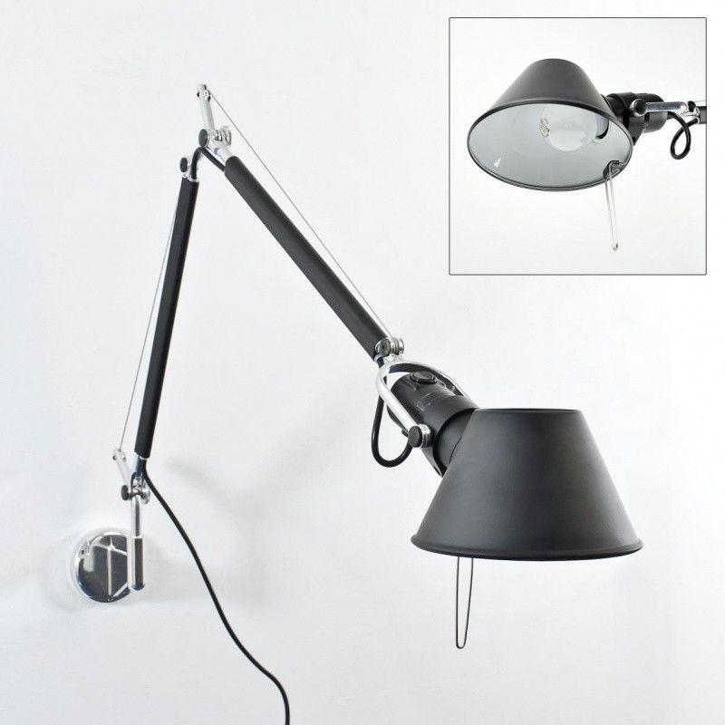 tolomeo mini parete wall lamp artemide. Black Bedroom Furniture Sets. Home Design Ideas