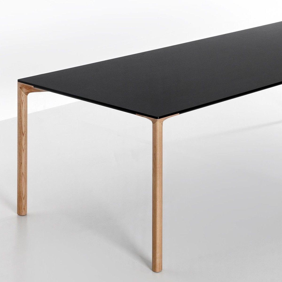 boiacca wood esstisch kristalia. Black Bedroom Furniture Sets. Home Design Ideas