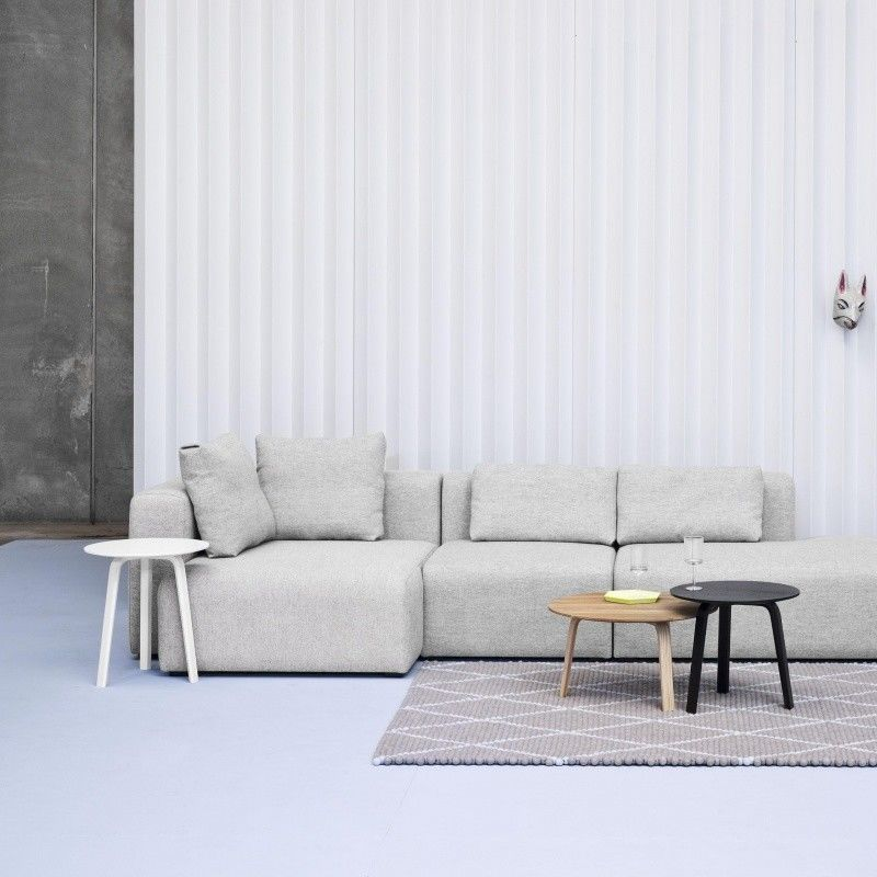 Bella   Salontafel  u00d8 45cm   HAY   AmbienteDirect com
