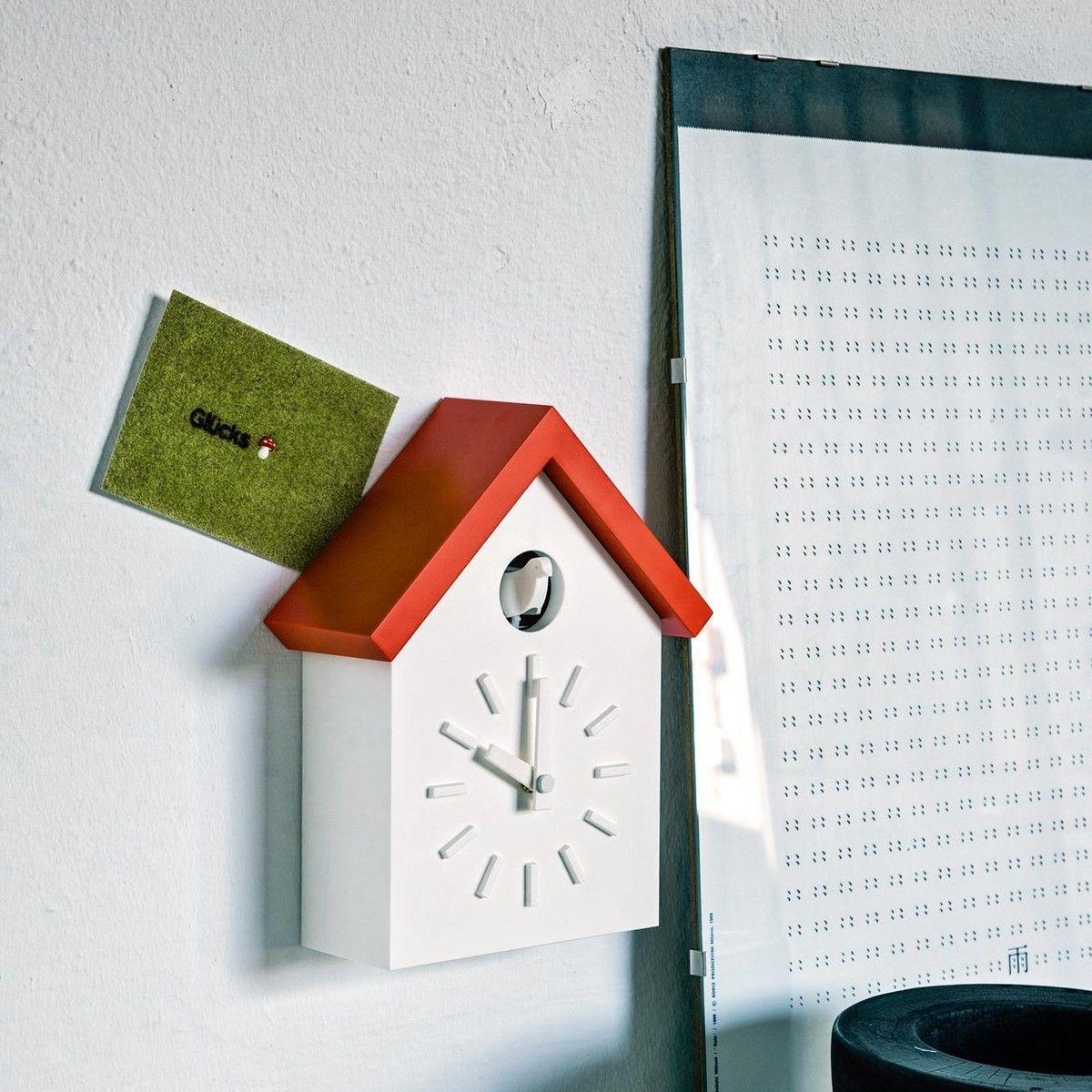 cu clock cuckoo clock magis. Black Bedroom Furniture Sets. Home Design Ideas