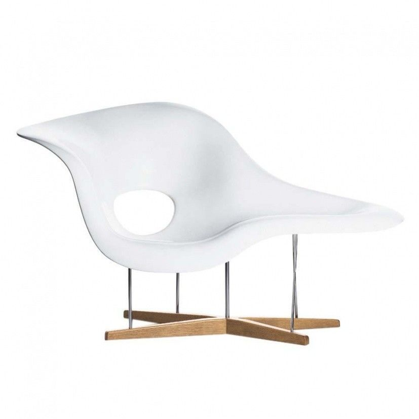 La chaise eames chaiselongue vitra for Vitra design teppich