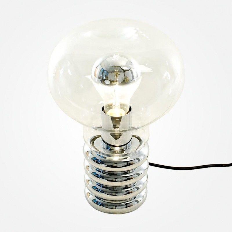bulb table lamp ingo maurer. Black Bedroom Furniture Sets. Home Design Ideas