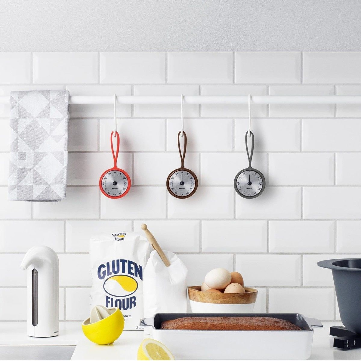 eva solo kitchen timer minuterie de cuisine eva solo. Black Bedroom Furniture Sets. Home Design Ideas