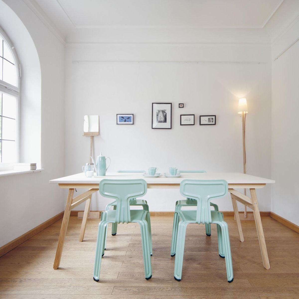Esstisch Schreibtisch ~ Moormann Klopstock EsstischSchreibtisch  Moormann  AmbienteDirectcom