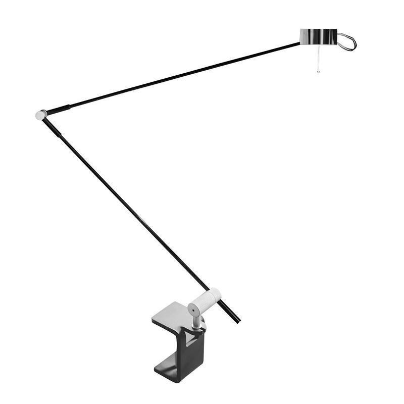 Absolut lighting lampe de bureau avec pince radius for Lampe de bureau a pince
