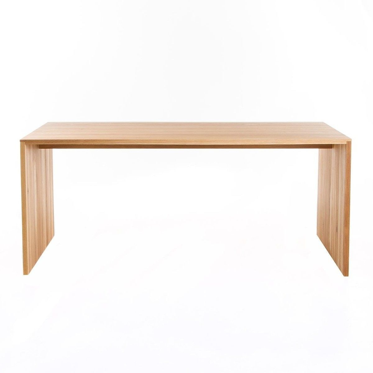 Mono table en bois table de bureau adwood for Table bureau bois