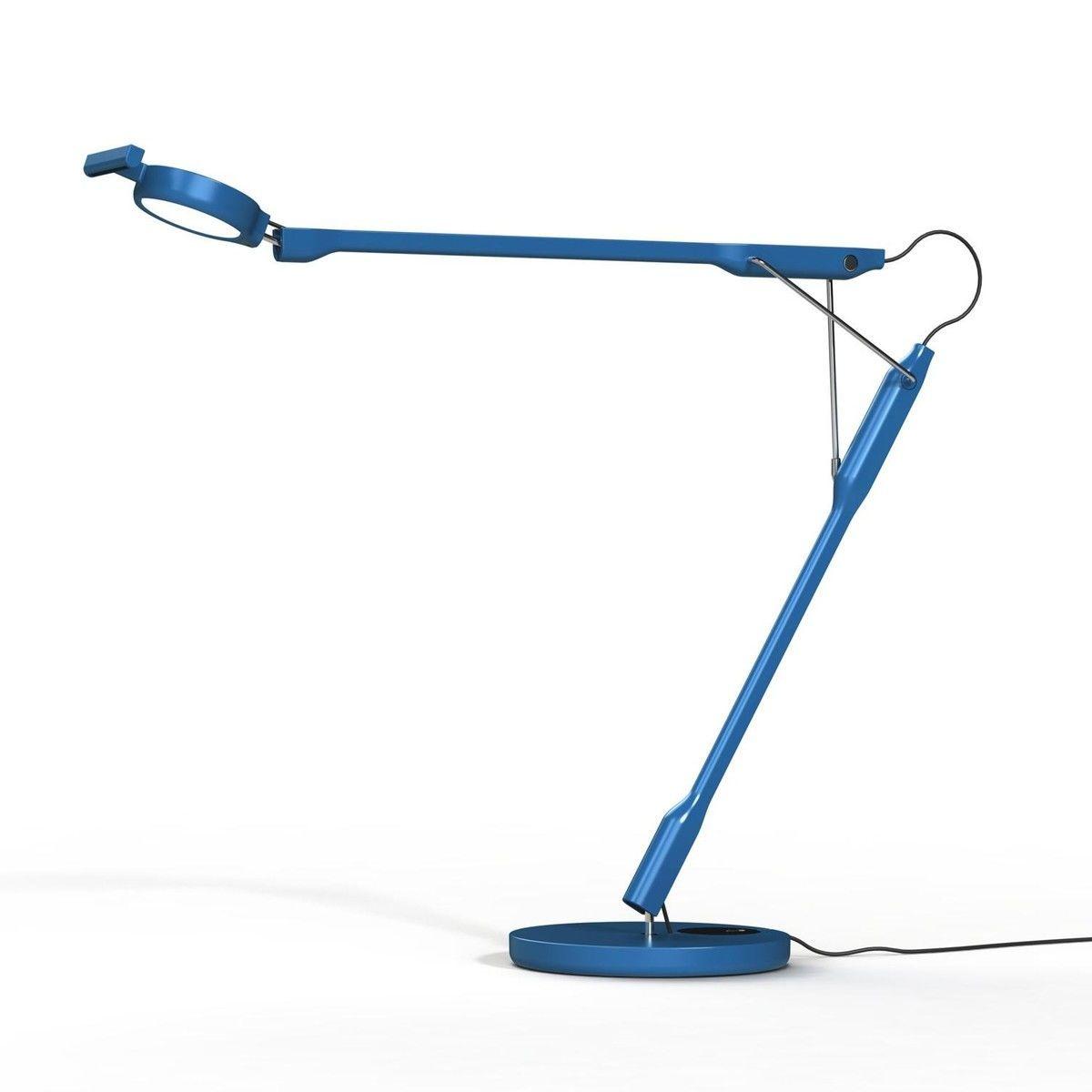 Tivedo led lampe de bureau dimmable luceplan - Lampe de bureau bleu ...