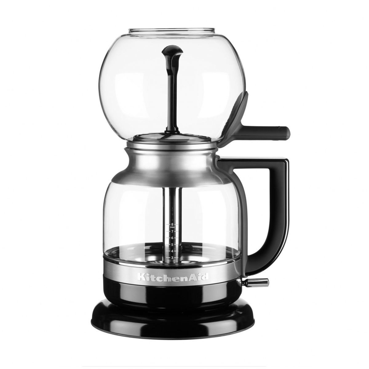 Kitchenaid Coffee Maker Cleaner : Artisan 5KCM0812OB Siphon Coffee Maker KitchenAid AmbienteDirect.com