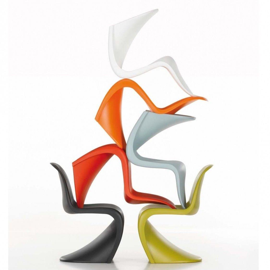Panton Chair Stuhl Vitra