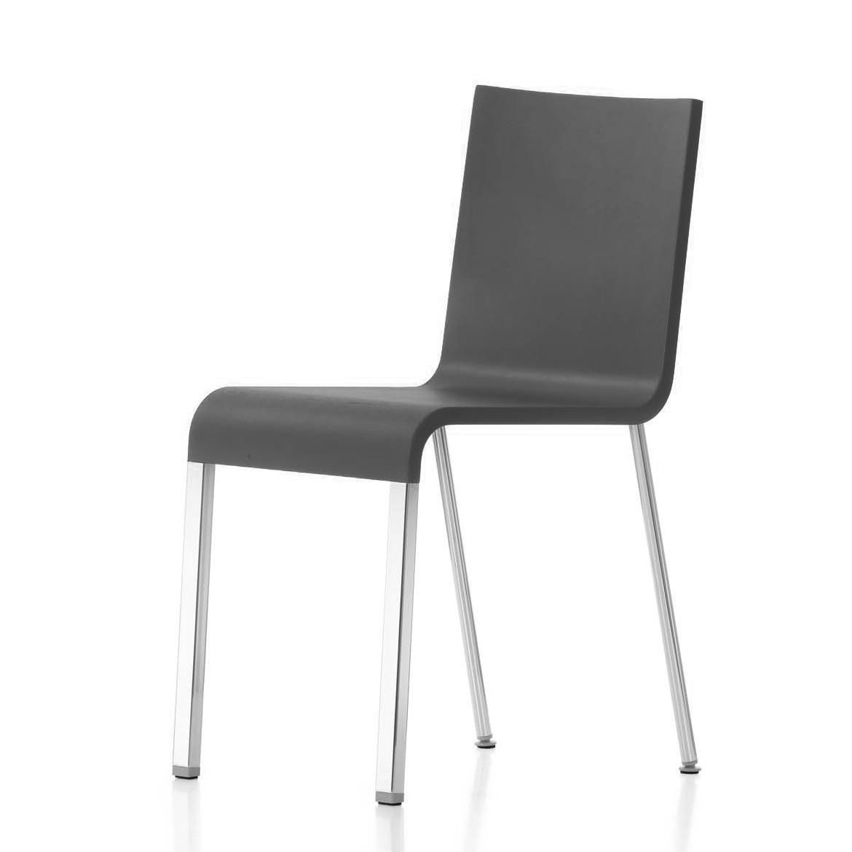 03 stuhl nicht stapelbar vitra for Vitra stuhl kopie