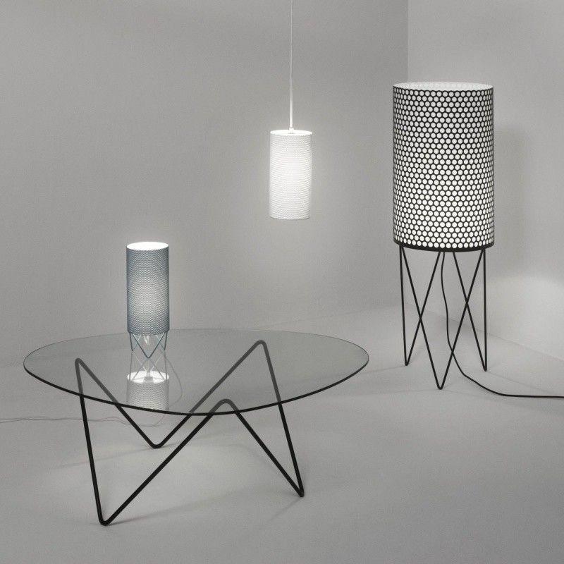 pedrera pd1 lampe de table gubi. Black Bedroom Furniture Sets. Home Design Ideas