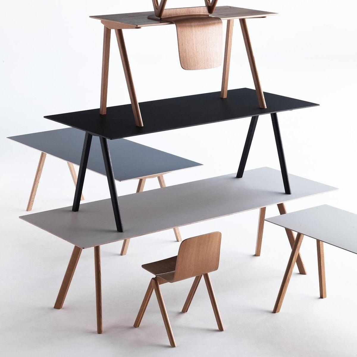 copenhague cph30 esstisch tisch hay. Black Bedroom Furniture Sets. Home Design Ideas